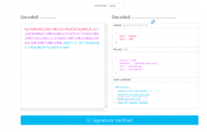 Tutorial de Programación Android – Login con NodeJS, Express y Json Web Token – Devolviendo el Json Web Token