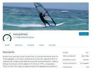Autoptimize - Optimiza tu WordPress